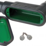Perma-Cote PVC-coated conduit Form 8 Condulet Bodies are now certified by UL for Type 4X and IEC for IP69  rating