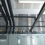 Using PVC-Coated Rigid Conduit For Proper Protection of Electrical Wiring In A Composite Lining Manufacturing Facility