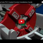 Perma-Cote PVC-Coated Conduit recommended guidelines for proper installation